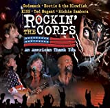 Capa do álbum Rockin The Corps