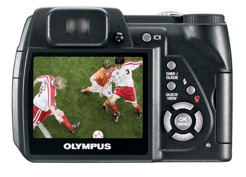 Olympus SP-500 Ultra Zoom 6MP Digital Camera with 10x Optical Zoom