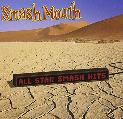 Original album cover of All Star Smash Hits by Smash Mouth
