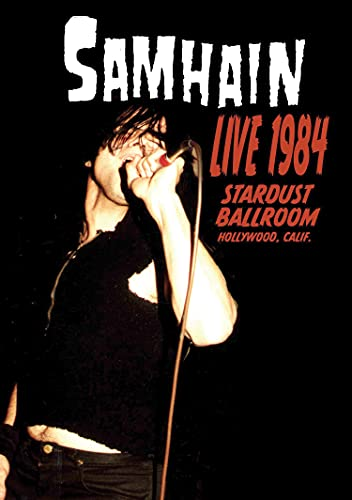 Samhain:Live 1984 Stardust Ballroom - click me to order