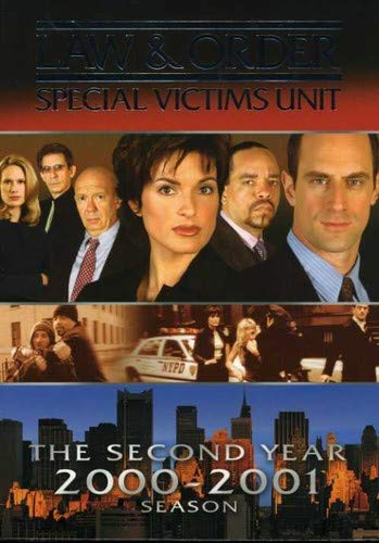 Law & Order: Special Victims Unit - The Second Year DVD