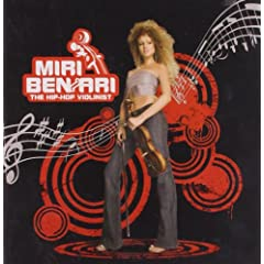 "Miri Ben-Ari, the ""Hip-Hop Violinist"""