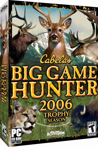 لعبة الصيد Cabela's Game Hunter