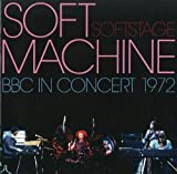 Album cover for Soft Stage: BBC in Concert 1972