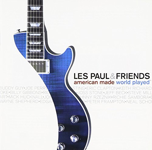 Les Paul - American Made World Played