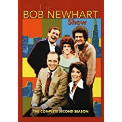 The Bob Newhart Show Dvds