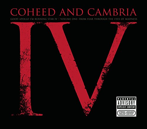 Good Apollo I'm Burning Star IV @ 320 KBPS by Coheed and Cambria preview 0