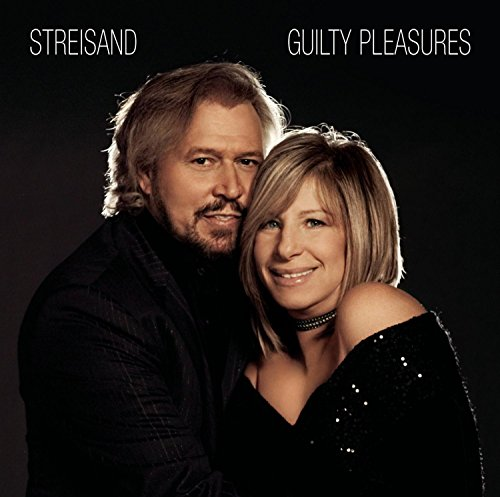 Original album cover of Guilty Pleasures by Barbra Streisand