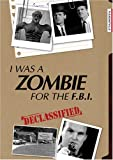 I Was a Zombie for the F B I - movie DVD cover picture