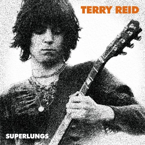Superlungs by Terry Reid album cover