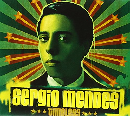 Original album cover of Timeless by Sergio Mendes
