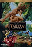 Tarzan (Special Edition) - movie DVD cover picture