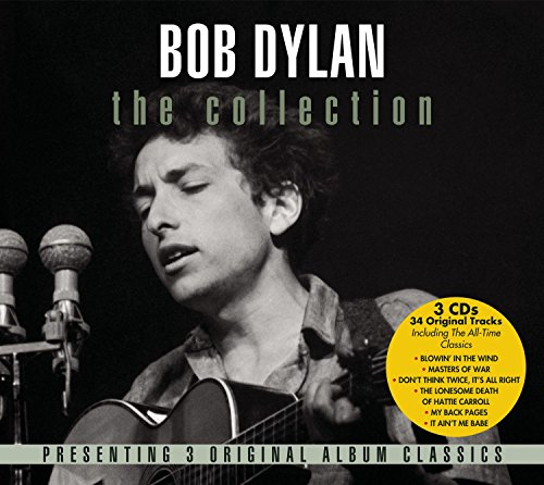 The Collection, Vol. 2: Freewheelin' Bob Dylan/Times They Are A-Changin'/Another Side