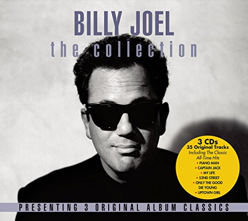 Billy Joel - Piano Man/52nd Street/Kohuept: Live in Leni Disc 2 - Zortam Music