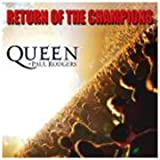 Cubierta del álbum de Live: Return of the Champions