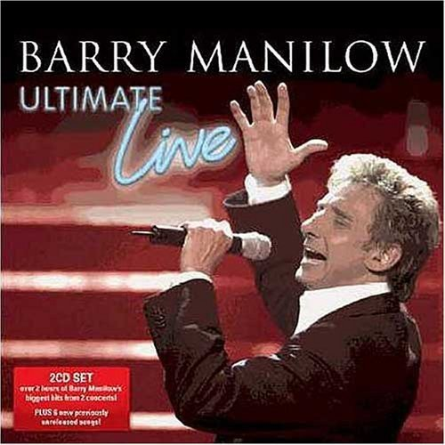 BARRY MANILOW - Ultimate Manilow Live - Zortam Music