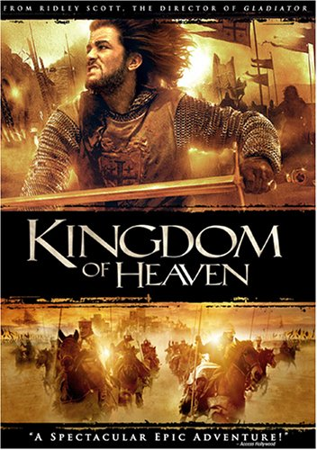 Kingdom of heaven widescreen edition