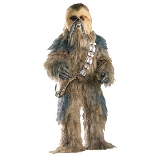Star Wars Chewbacca Collector\'s Edition Adult Costume