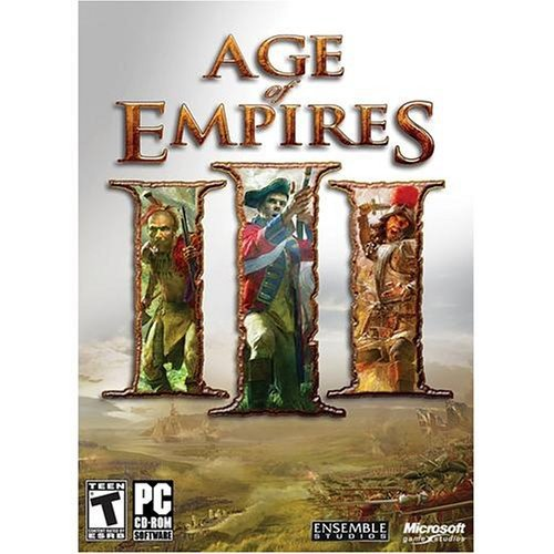 Nombre: Age of Empires III