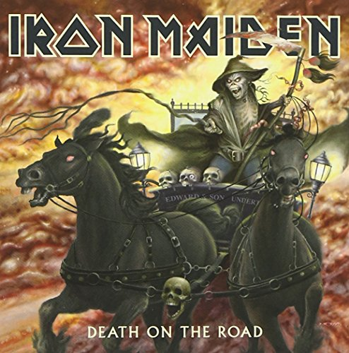 Iron Maiden - Death On The Road - Zortam Music