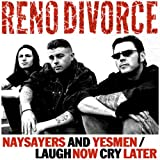Cubierta del álbum de Naysayers and Yesmen/Laugh Now Cry Later