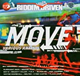 Album cover for Riddim Driven