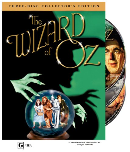 The Wizard of Oz (Three-Disc Collector\'s Edition)