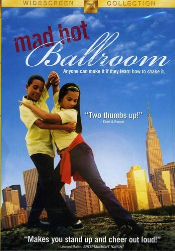 Mad Hot Ballroom DVD