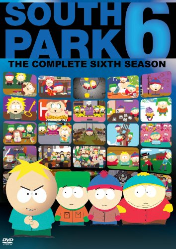 South Park - The Complete Sixth Season DVD