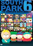 South Park - The Complete Sixth Season - movie DVD cover picture