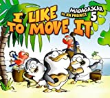 Album cover for I Like to Move It