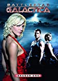 Battlestar Galactica  - Season One (2004) - movie DVD cover picture