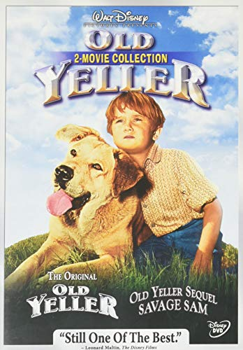 Old Yeller 2-Movie Collection Old Yeller/Savage Sam