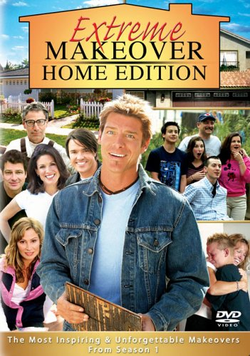 Extreme Makeover - Home Edition DVD