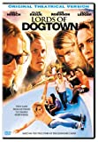 Lords of Dogtown - movie DVD cover picture