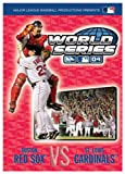 2004 World Series - Boston Red Sox vs. St. Louis Cardinals - movie DVD cover picture