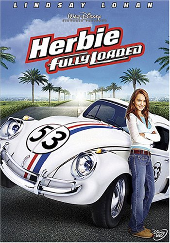 Herbie - Fully Loaded DVD