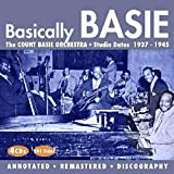 Capa do álbum 1937-1945  Basically Basie