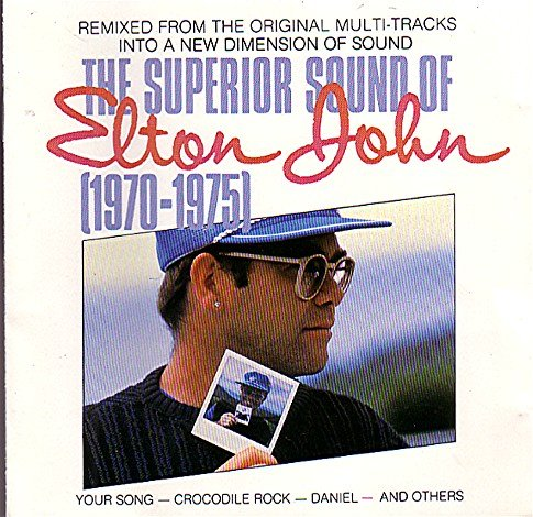 Elton John - Superior Sound of (1970-1975) - Zortam Music