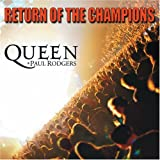 Album cover for Return of the Champions (disc 1)
