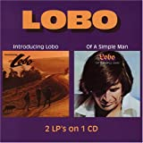 Capa do álbum Introducing Lobo/Of a Simple Man