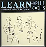 Carátula de Learn: The Songs of Phil Ochs