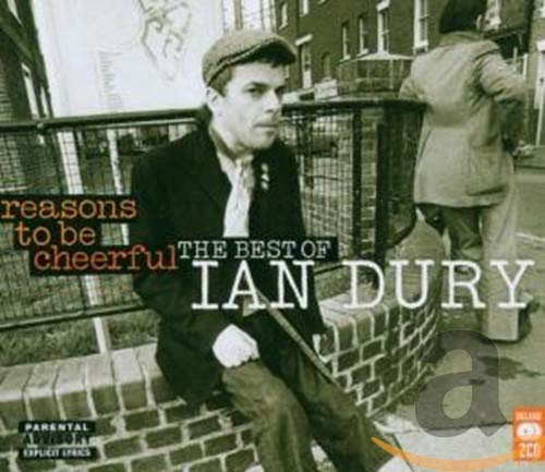 Ian Dury Hit Me With Your Rhythm Stick