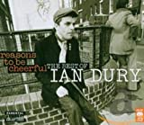 Capa de Reasons to Be Cheerful: the Best of Ian Dury
