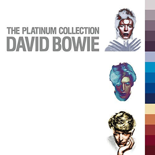 David Bowie - The Platinum Collection: 1969-1987 (3CD) - Zortam Music