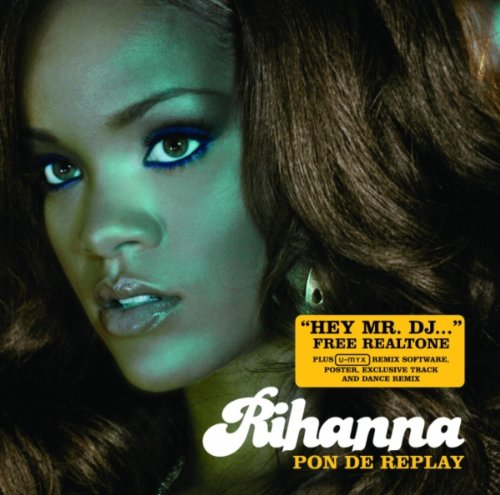 Pon de Replay [UK CD #2]