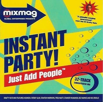 Fatboy Slim - Instant Party with Krafty Kuts Just Add People - Zortam Music