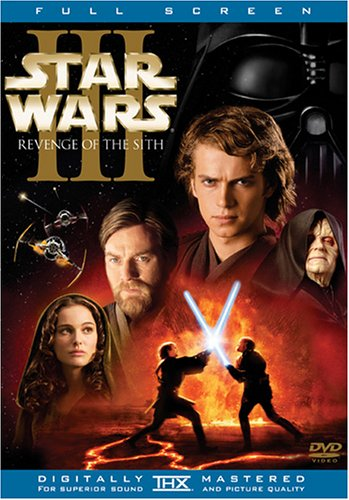 Star Wars, Episode III - Revenge of the Sith  DVD