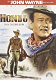 Hondo (Special Collector's Edition) (1953) - movie DVD cover picture