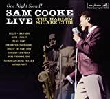 Capa de One Night Stand: Sam Cooke Live at the Harlem Square Club, 1963